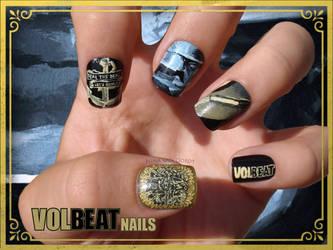 Volbeat Nails pt. II