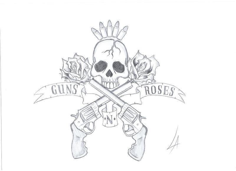 Guns N 39 Roses by Zander1994 on