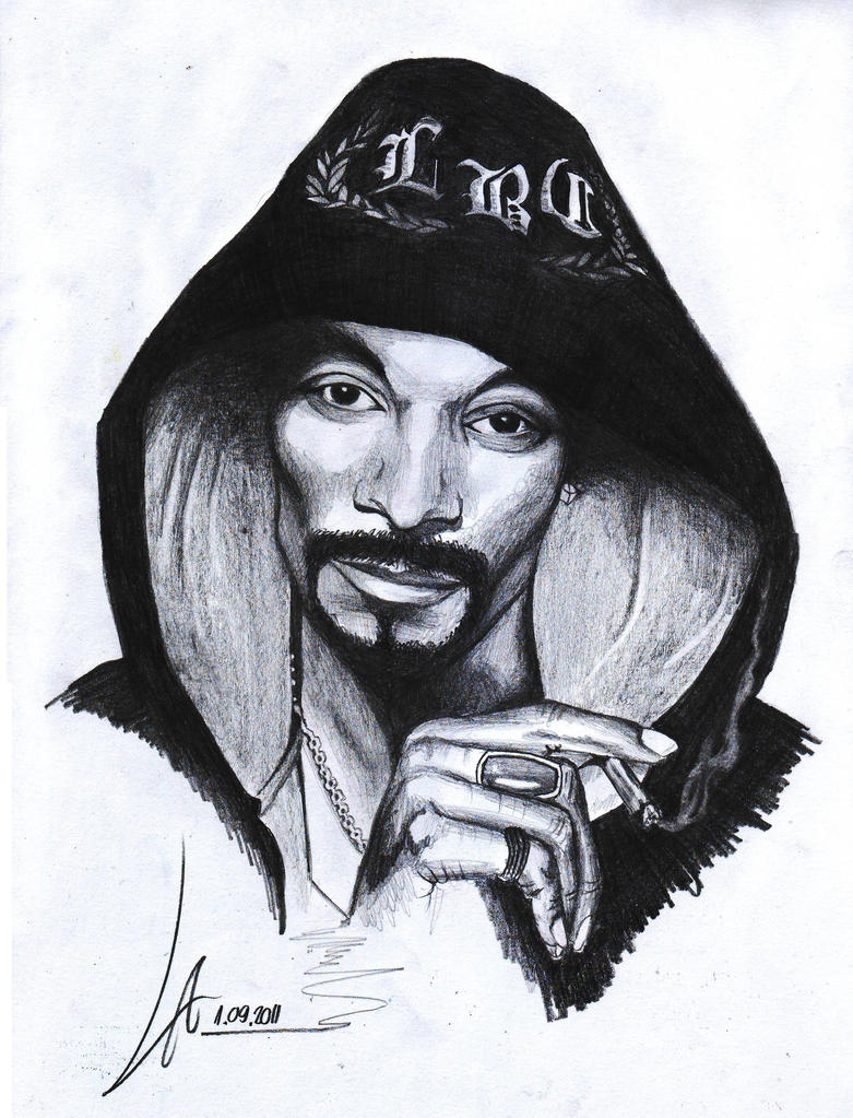 Snoop Dogg by Zander1994