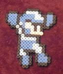 Megaman Mobile BeadArt