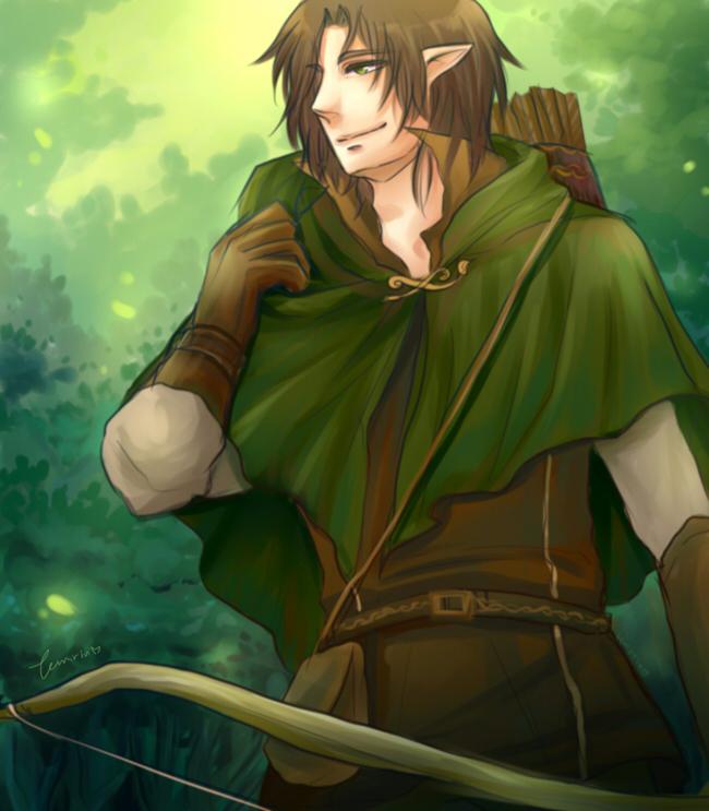 Elf Hunter 48