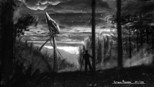 War of the Worlds by AnthonyPismarov