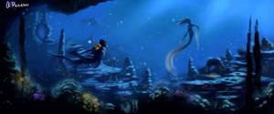 Aqua by AnthonyPismarov