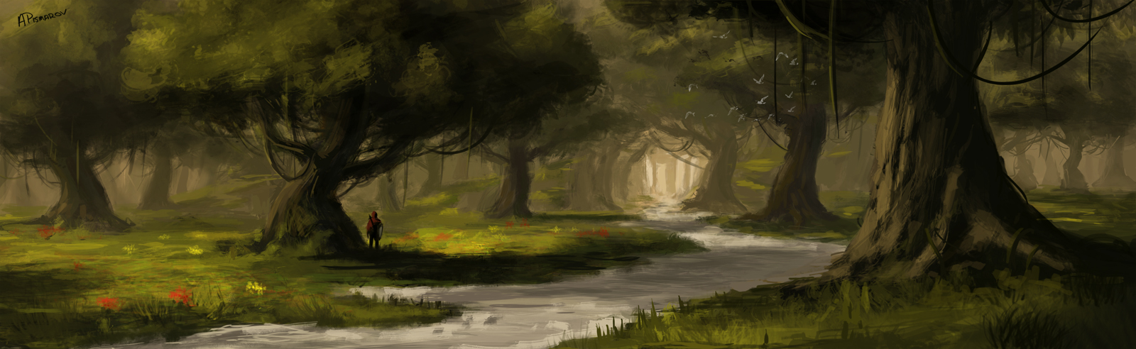 Shady Grove By Anthonypismarov On Deviantart