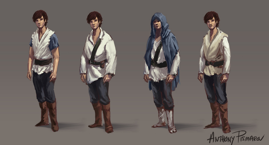 Character Design Concept Artist : Character design concepts by anthonypismarov on deviantart