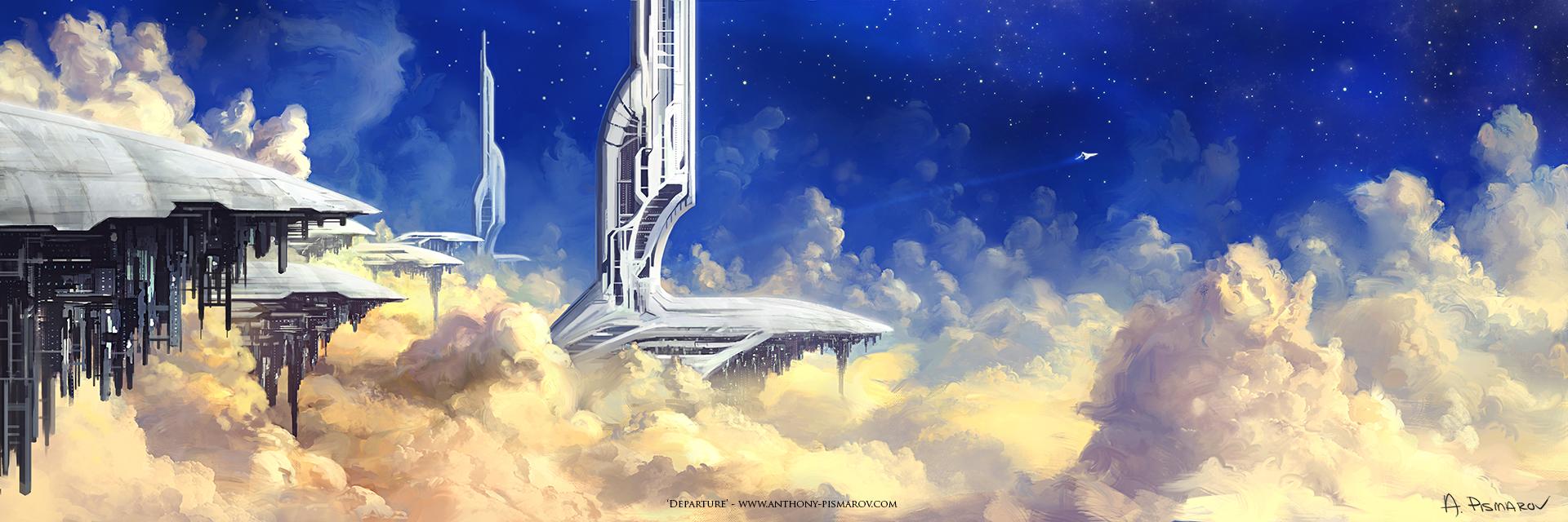 Departure by AnthonyPismarov