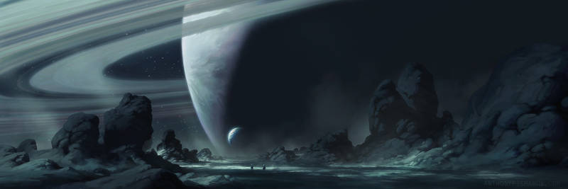 Beneath the Giant's Rings