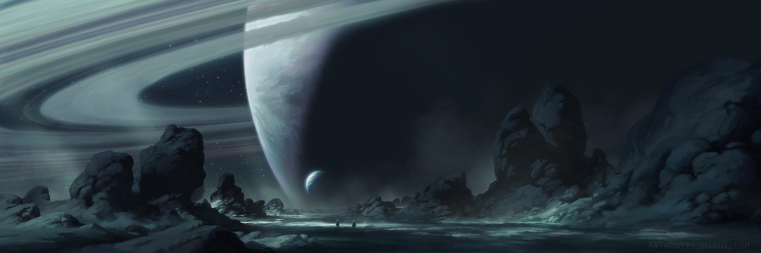 Beneath the Giant's Rings by AnthonyPismarov