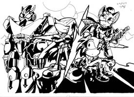 Sonic Lagann