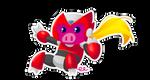 Pig Zero by molegato