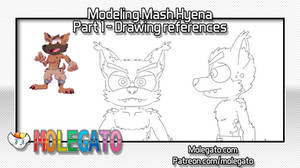 Tutorial: Drawing references for modeling (public) by molegato