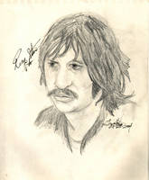 Ringo Starr by ZeroChanges