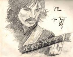 George Harrison by ZeroChanges