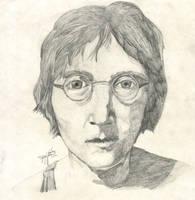 John Winston Lennon by ZeroChanges