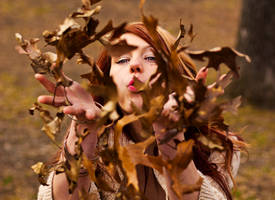 Fall Bliss by Akendallphotography