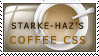CoffeeCSS Stamp by Starke-Haz