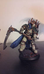 Mortarion the Reaper - Primarch of the Death Guard by RayMax90