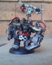Ghazghkull Thraka - The Beast of Armageddon by RayMax90
