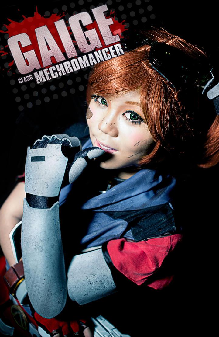 Gaige .:. TERMINATED! by Crimson-Holic