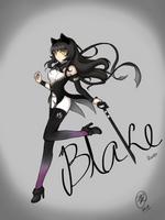 RWBY_Blake by AmazingPink