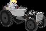 ATG Day 7 - Bathmobile