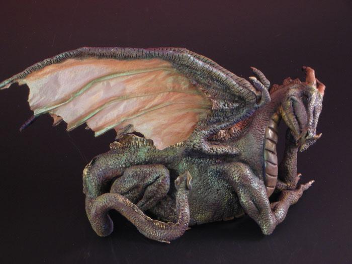 Dragon again by MockingMyths