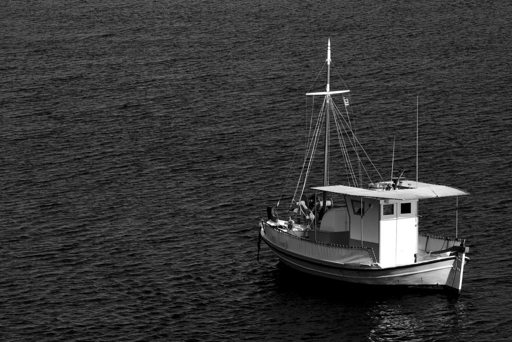 A boat by Matus76