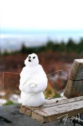 ' Snowman ' by YuriyHuseynov