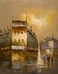 City Walk by YuriyHuseynov
