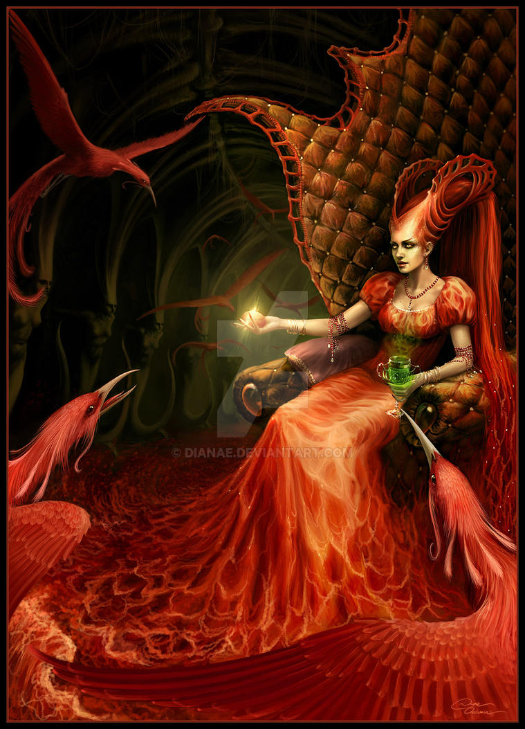 Red Queen by Dianae