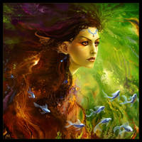 Nimue by Dianae