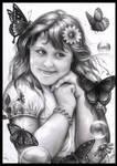 Pamela's little angel