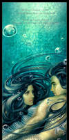 Sea Dancers - Water by Dianae