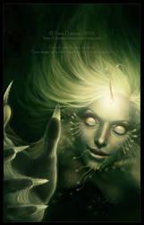 Deep Sea Creature by Dianae
