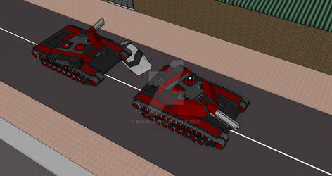 Syndicate MBT's by Misone