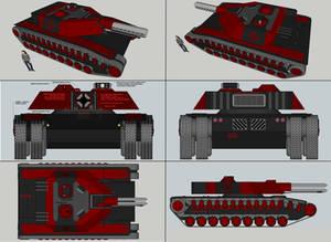 Syndicate Autonomous Main Battle Tank