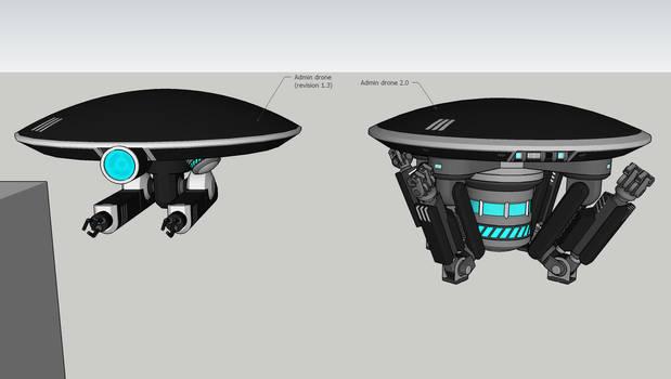 Admin drone 2.0