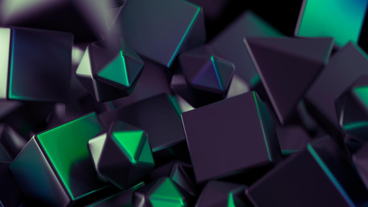 Cubes n stuff by jeka-9