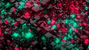MORE Cubes lol (4K) by jeka-9