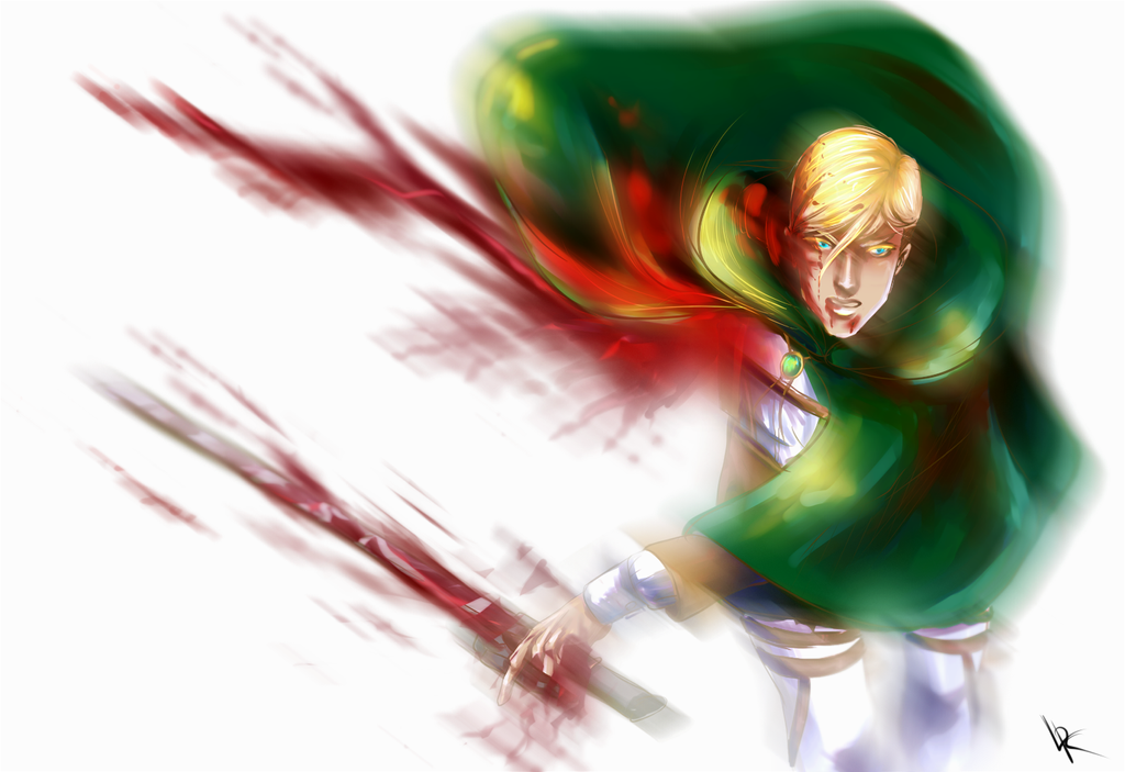 Erwin Smith by Luminofor