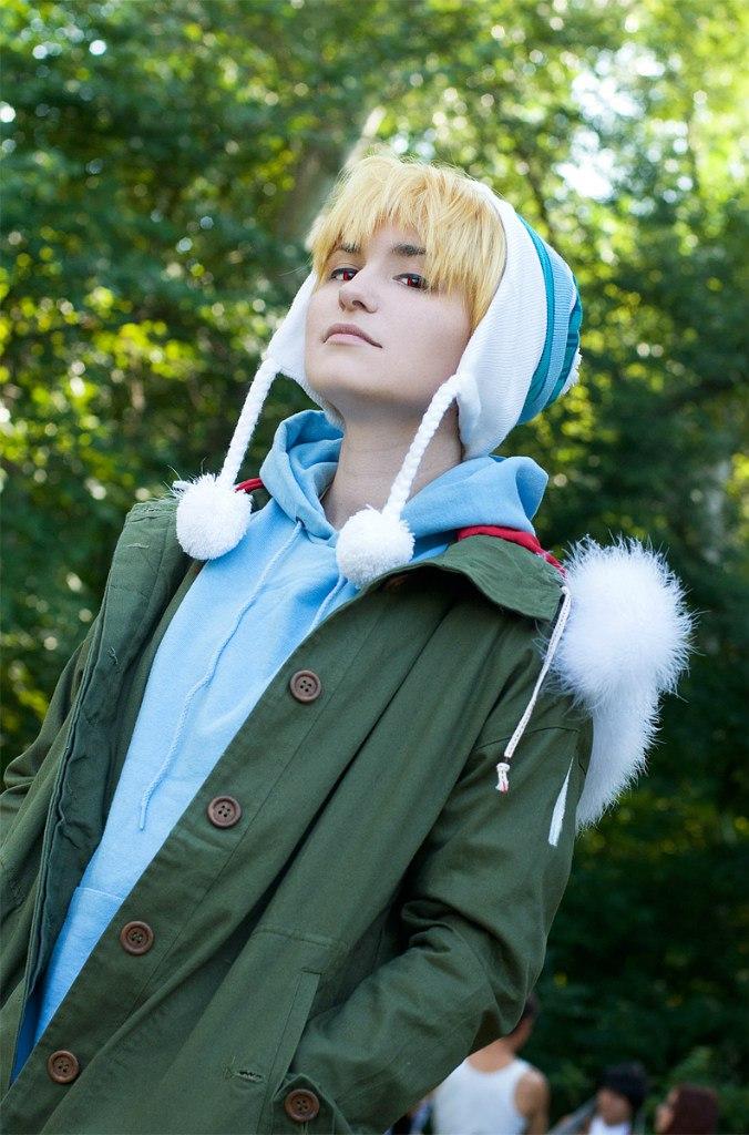 Yukine cosplay by Luminofor