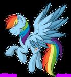 [Commission] Rainbow Dash