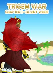 [TriGem War][Cover] Chapter 1 - Desert Winds