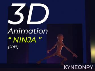 NINJA 3D 2017 by KingNeonHappy