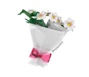 Bouquet by KingNeonHappy