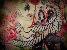 Dying again by CloverKane