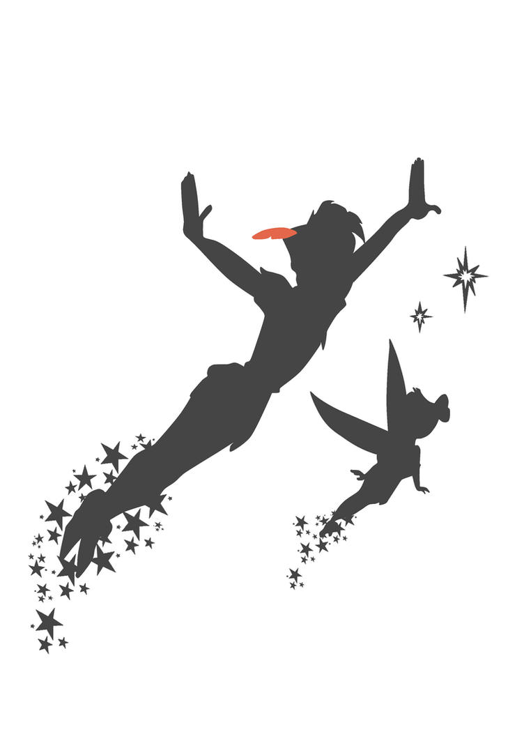 Peter Pan Tattoo By Kingeth On Deviantart