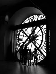 Horloge d'Orsay