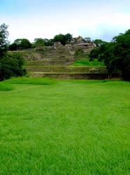 Mayan green by joseluisrg