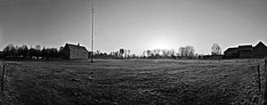 Black And White Pano 06 by N3croz